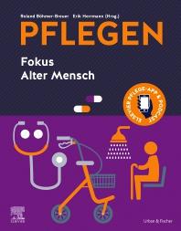 Cover image for PFLEGEN Fokus Alter Mensch