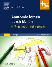 Anatomie lernen durch Malen - 2nd Edition - ISBN: 9783437285714, 9783437298288