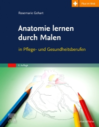 Cover image for Anatomie lernen durch Malen