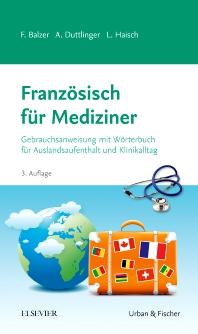 Cover image for Französisch für Mediziner