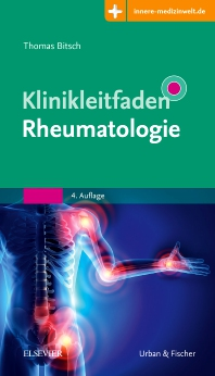 Cover image for Klinikleitfaden Rheumatologie