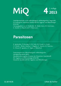 Cover image for MIQ 04: Parasitosen