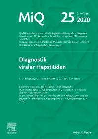 Cover image for MIQ Heft: 25 Diagnostik viraler Hepatitiden