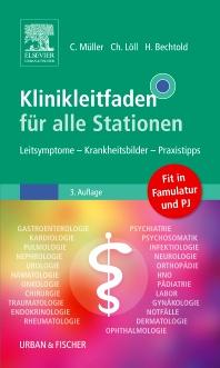 Klinikleitfaden für alle Stationen - 3rd Edition - ISBN: 9783437415623, 9783437594403
