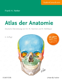 Cover image for Atlas der Anatomie