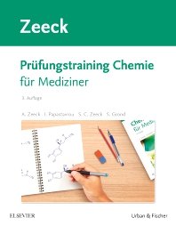Cover image for Prüfungstraining Chemie
