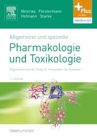 Allgemeine und spezielle Pharmakologie und Toxikologie - 11th Edition - ISBN: 9783437425233, 9783437168888