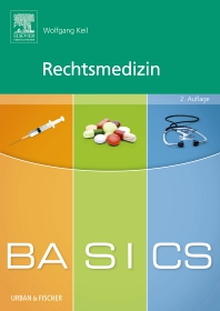 BASICS Rechtsmedizin - 2nd Edition - ISBN: 9783437426179, 9783437292231
