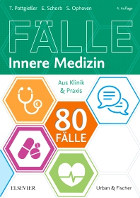 Cover image for 80 Fälle Innere Medizin