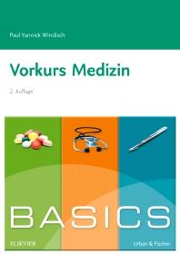 Cover image for BASICS Vorkurs Medizin