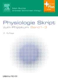 Physiologie Skript Band 1-3 - 2nd Edition - ISBN: 9783437430350, 9783437293740