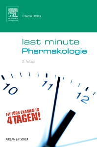 Last Minute Pharmakologie - 2nd Edition - ISBN: 9783437430831, 9783437298004