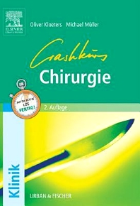 Crashkurs Chirurgie - 2nd Edition - ISBN: 9783437432316, 9783437592874