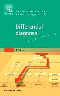 Cover image for Differentialdiagnose auf einen Blick