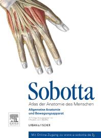 Sobotta, Atlas der Anatomie des Menschen  Band 1 - 23rd Edition - ISBN: 9783437440717, 9783437594571
