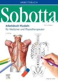 Cover image for Sobotta Arbeitsbuch Muskeln