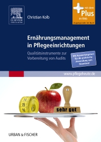 Cover image for Ernährungsmanagement in Pflegeeinrichtungen