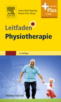 Cover image for Leitfaden Physiotherapie