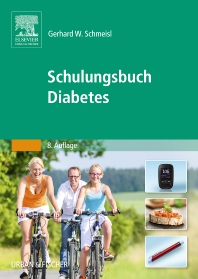 Cover image for Schulungsbuch Diabetes