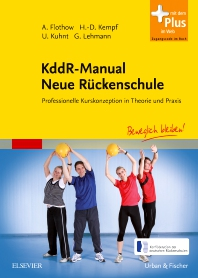 KddR-Manual Neue Rückenschule - 1st Edition - ISBN: 9783437486302, 9783437593000