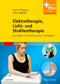 Elektrotherapie, Licht- und Strahlentherapie - 3rd Edition - ISBN: 9783437550324, 9783437169809