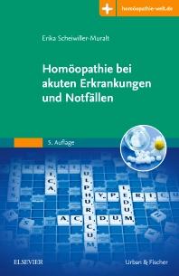 Cover image for Homöopathie bei akuten Erkrankungen und Notfällen