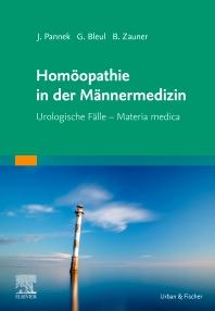 Cover image for Homöopathie in der Männermedizin