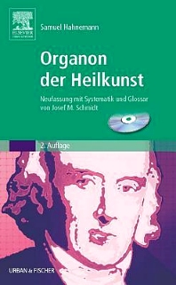 Organon der Heilkunst & CD-ROM - 2nd Edition - ISBN: 9783437566219, 9783437295348