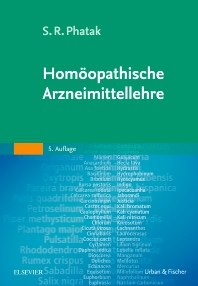 Homöopathische Arzneimittellehre 5.A. - 5th Edition - ISBN: 9783437568640, 9783437187407