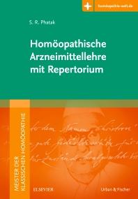 Cover image for Meister der klassischen Homöopathie. Homöopathische Arzneimittellehre mit Repertorium