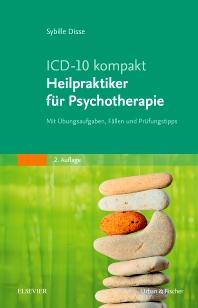 Cover image for ICD-10 kompakt - Heilpraktiker für Psychotherapie
