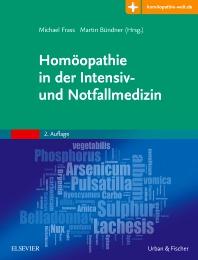 Cover image for Homöopathie in der Intensiv- und Notfallmedizin