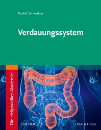 Cover image for Die Heilpraktiker-Akademie. Verdauungssystem