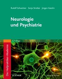Cover image for Die Heilpraktiker-Akademie.Neurologie und Psychiatrie