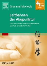 Cover image for Leitbahnen der Akupunktur