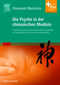 Cover image for Die Psyche in der chinesischen Medizin
