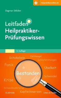 Cover image for Leitfaden Heilpraktiker-Prüfungswissen