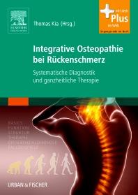 Integrative Osteopathie bei Rückenschmerz - 1st Edition - ISBN: 9783437588303, 9783437592263