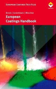 European Coatings Handbook, 2nd Edition,Peter Mischke,ISBN9783866308497