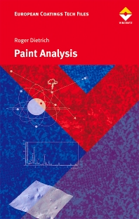 Paint Analysis - 1st Edition - ISBN: 9783866309128