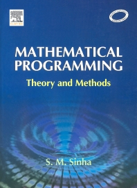 Mathematical Programming - 1st Edition - ISBN: 9788131203767, 9780080535937