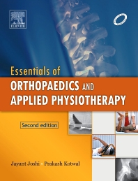 Cover image for Essentials of Orthopaedics & Applied Physiotherapy