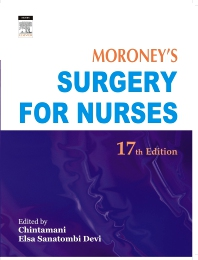 Moroney's Surgery for Nurses - 17th Edition - ISBN: 9788131211519