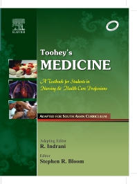 Toohey's Medicine - 1st South Asian Edition - 1st Edition - ISBN: 9788131211526