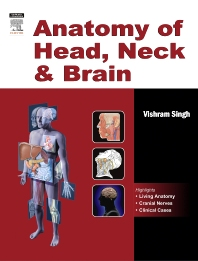 Cover image for Anatomy of Head, Neck and Brain