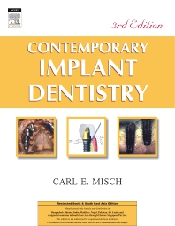 Contemporary Implant Dentistry - 3rd Edition - ISBN: 9788131215104