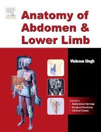 Cover image for Anatomy of Abdomen and Lower Limb