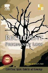 Cover image for Recurrent Pregnancy Loss - ECAB