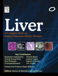 Cover image for Liver: A Complete Book on Hepato-Pancreato-Biliary Diseases