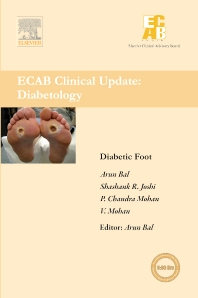 Cover image for Diabetic Foot - ECAB